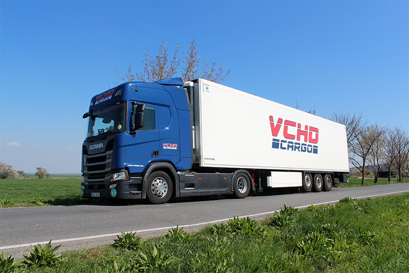 Start of VCHD Cargo division