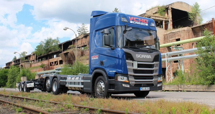 Scania 2.1 WB