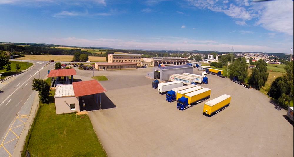Start of the operations in Havlíčkův Brod