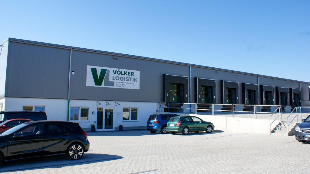 Akvizice společnosti Völker Logistik